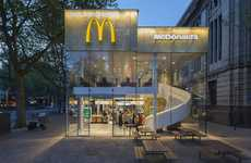 Ultra-Modern Fast Food Eateries