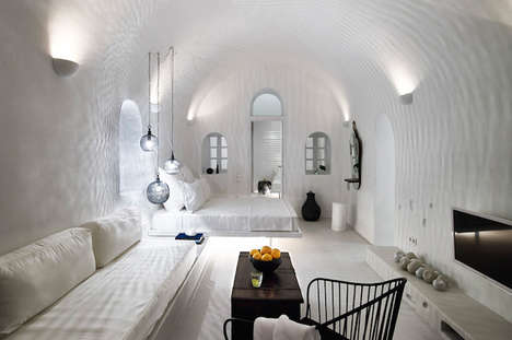 Sea Captain Hotels - This All-White Converted Hotel Was a 19th Century Sea Captain's Home