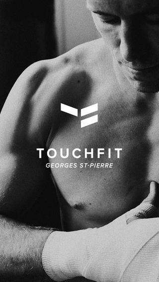 Athlete-Inspired Fitness Apps - This Personal App Trainer is Designed by Georges St-Pierre