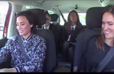 Celebrity Carpool Interviews