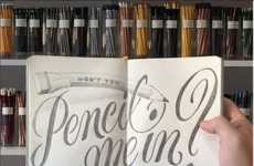Pencil-Only Boutiques - This Unique New York Store Exclusively Sells Pencils and Pencil Accessories