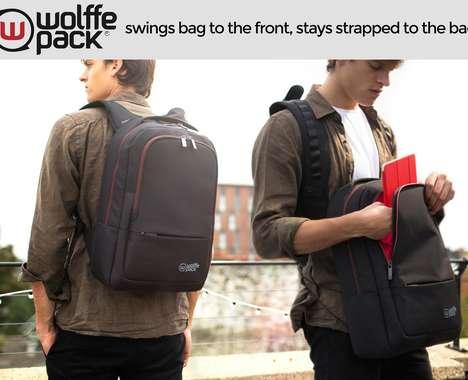 Orbital Travel Backpacks