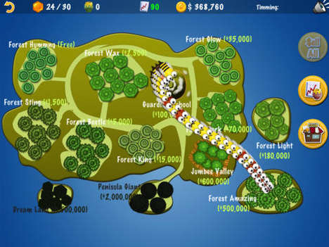 Bee Farming Finance Apps - This Finance Game for Kids Provides Monetary Lessons