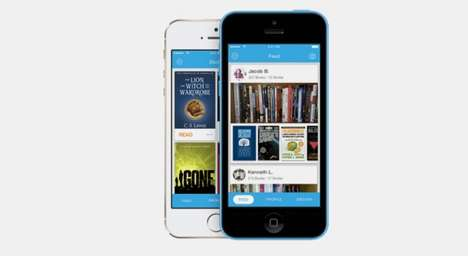 Bookshelf-Digitizing Apps - Shelfie Lets You Digitize Books By Giving You Free eBook Copies