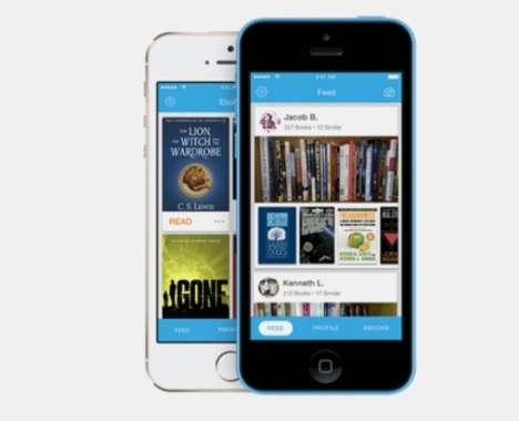 Bookshelf-Digitizing Apps
