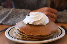 Fast Food Pumpkin Pancakes - IHOP Celebrates Fall with Festive Pancake Breakfast Combos