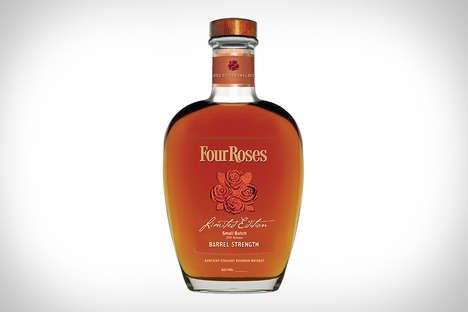 Luxe Limited Edition Liquors - Four Roses Limited Edition Small Batch Bourbon is Simple Yet Savory