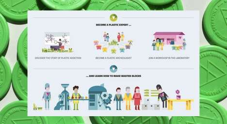 Community Recycling Reward Schemes - This Plastic Waste Recycling Initiative Rewards the Local Area
