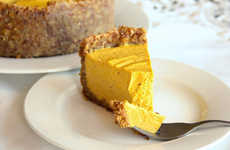 Autumnal Dairy-Free Desserts - Tali's Tomatoes's Vegan Cheesecake is Pumpkin-Flavored Because Fall