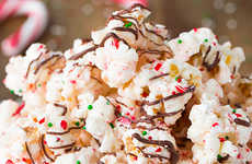 Peppermint Popcorn Recipes - This Power Snack is Brain-Boosting and Filling At the Same Time