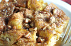 Pumpkin French Toast Casseroles