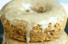 Chai Tea Donuts - This Recipe for Vegan Donuts Introduces Fall Flavors For Restricted Diets