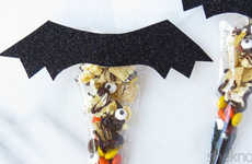 Halloween Trail Mixes - This DIY Spooky Crunch is a Healthy Snack Pack for Trick-or-Treaters