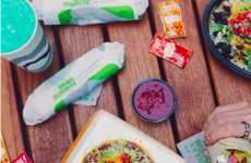 Certified Vegetarian Taco Menus - Taco Bell Launches a 13 Dish Vegetarian Menu for Foodies