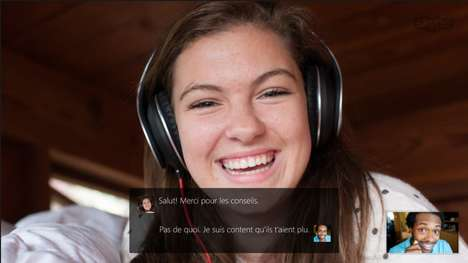 Webchat Language Translators - Skype Added a New Tool Feature to Help Deconstruct Language Barriers
