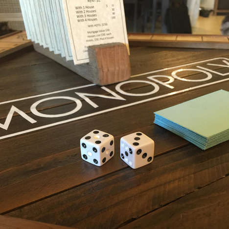 Game Board Proposals - This Wedding Proposal Was Done Using a Custom Made Game of Monopoly