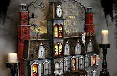 Spooky Advent Calendars - This Interactive Calendar Lets You Count Down the Days Till Halloween