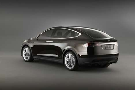 Air-Filtering Cars - The Tesla Model X Features Hospital-Grade Air Filtering