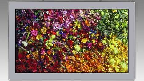 Compact 8K TVs - These Japan Display Packs An 8K Resolution Into a 17.3-Inch Display