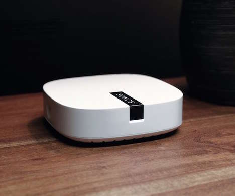 Internet-Dividing Devices - BOOST by Sonos Creates a Separate Network For Your Streaming Stereo