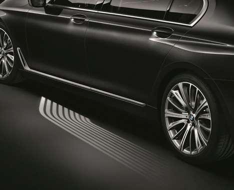 Luxury Car Light Carpets