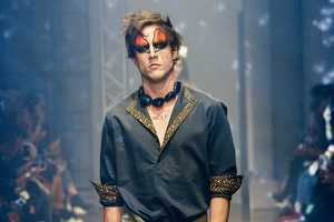 The Vivienne Westwood Spring Collection Promotes Crazy Circus Looks