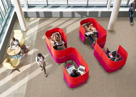 Productivity-Boosting Offices - This Office Helps Employees Become More Efficient Workers
