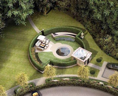 Eco-Friendly Underground Mansions