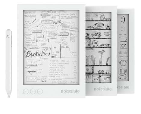 Digital Notepads