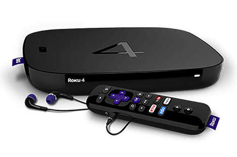 4K Media Streamers - The Roku 4 is Purported to Have Ultra High Definition Support Built In