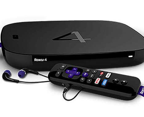 4K Media Streamers