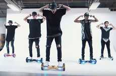 Segway Dance Videos