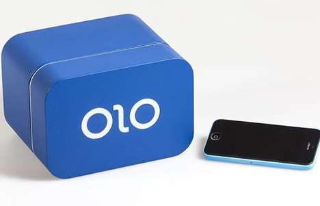 Inexpensive Smartphone Printers - The OLO 3D Printer Transforms Your Phone into a Powerful Printer