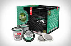 Cannabis Coffee Pods