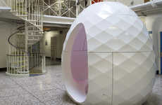 Prison Therapy Pods