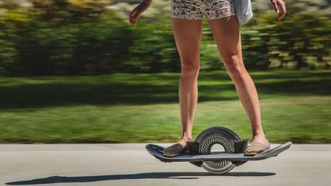 Top 100 Tech Trends in October - From Organic Tech Shops to Self-Balancing Hoverboards