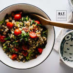 BLT Rice Dishes - This Sandwich-Inspired Fried Rice Recipe Makes an Easy Weekday Main Course