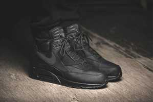 The Air Max 90 will be Rereleased as a Sneakerboot