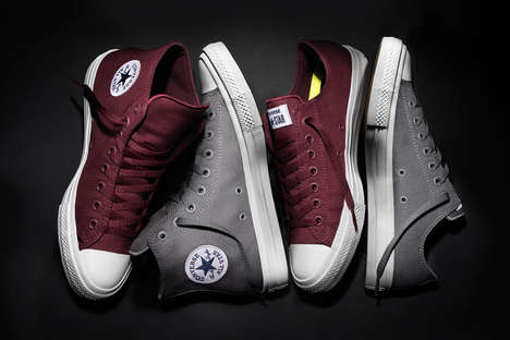 Sleek Seasonal Sneakers - The Chuck Taylor II Has Introduced Holiday-Inspired Colorways