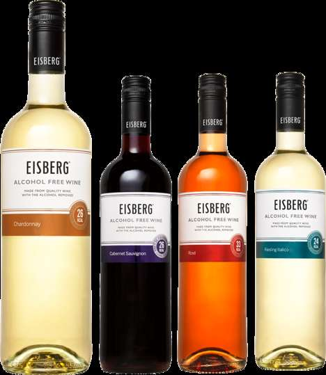 Alcohol-Free Wines - This Wine is Ideal for Pregnant Women or Those Who Abstain from Alcohol