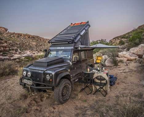 Luxury Off-Road Vehicles