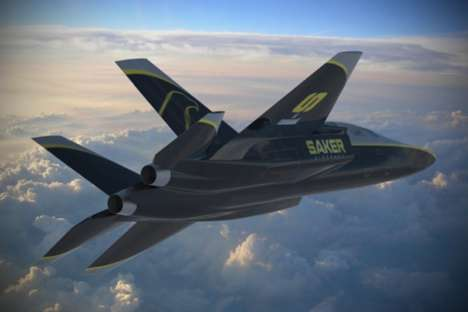 Consumer Fighter Jets - The Saker S-1 Will Be Available in 2019 and Won't Require Military Training