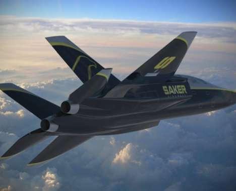 Consumer Fighter Jets