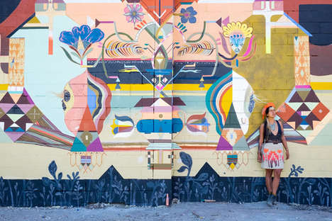 Revitalizing City Street Art - Detroit's 'Murals in the Market' Cultivate the City's Local Culture