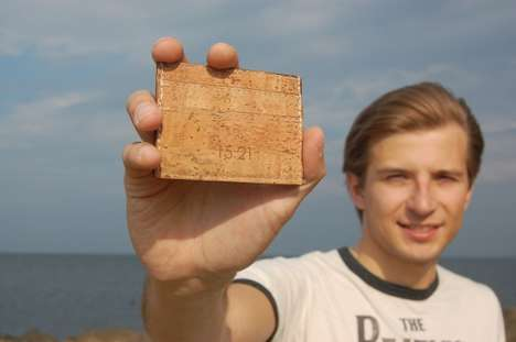 Cork Card Holders - This Eco-Friendly Card Holder is a Good Alternative to Bulky Wallets