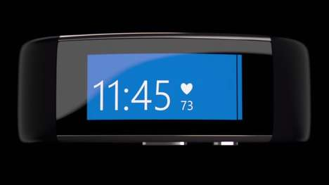 Wearable Fitness Bands - The Microsoft Band 2 Features More Sensors and An Improved Design
