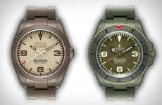 Bamford Rolex Commando Watches Combine Quality and Style