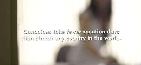 Vacation-Rewarding Campaigns - Expedia Rewards Vacation-Deprived Canadians with Well-Deserved Trips