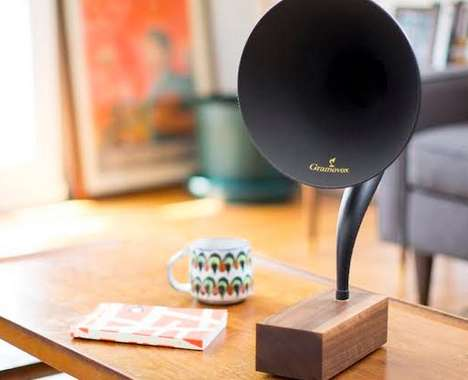 Bluetooth Gramophone Players