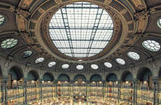 Opulent Library Photography - This Photographer Captures Libraries and Their Book-Covered Beauty